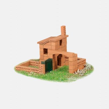 德国teifoc房子拼装模型
