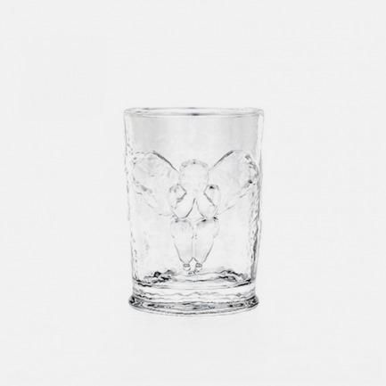 浮雕小天使直口玻璃杯 | 精工限量手作 匠心独具