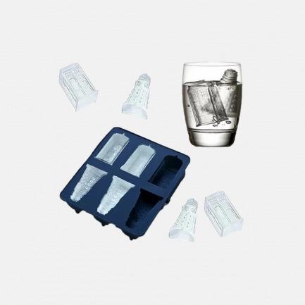 创意制冰模具 警亭&戴立克   神秘博士品牌 趣味冰格