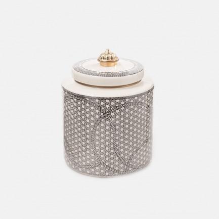 搪瓷茶叶罐 收获系列 | 质感温润 茶叶长久不失风味