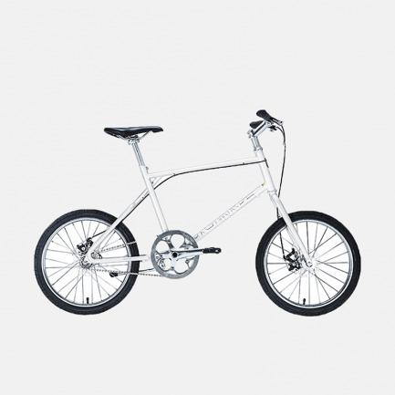 后街mini公路自行车单速版 | 个性变速 五色可选