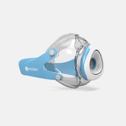 3色可选摩天轮防雾霾口罩 高效过滤潜水级密闭顺畅呼吸  食品级硅胶 (赠3滤芯)
