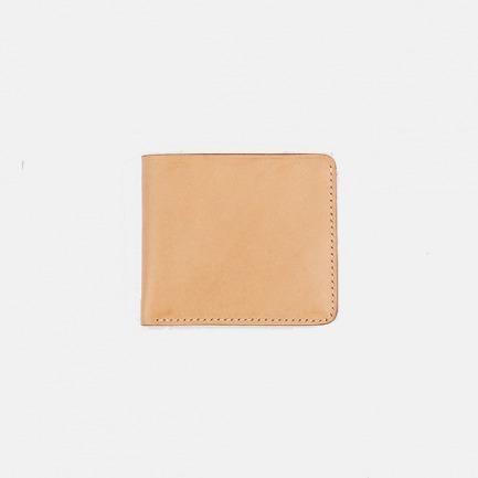 植鞣牛皮纯手工缝制钱包  | 独一无二的纹理 愈发迷人
