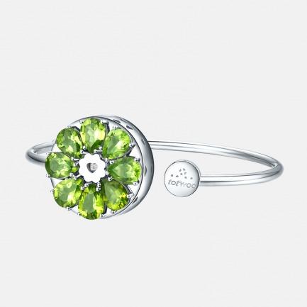 智能珠宝绿橄榄手镯 | 不再错过她/他的来电