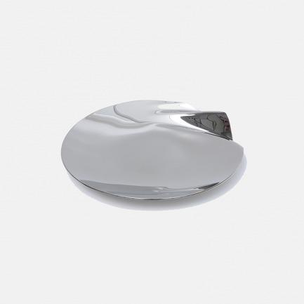 宁静系列 不锈钢餐盘果盘 | 大师Zaha设计 风格独具