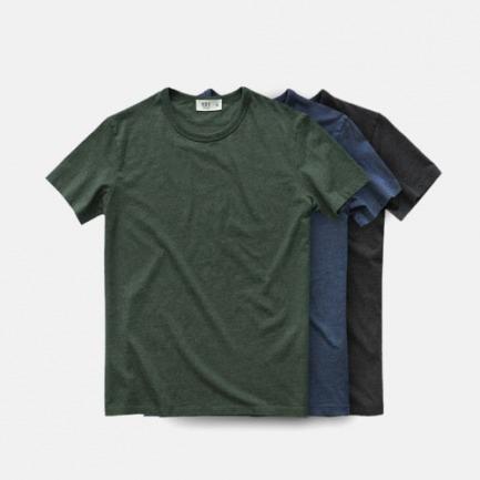男款素色打底T恤 | 原创印花设计 经典百搭