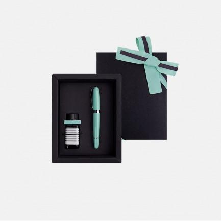 安迪系列 钢笔墨水礼盒装【薄荷】   对使用笔和文字有细腻追求