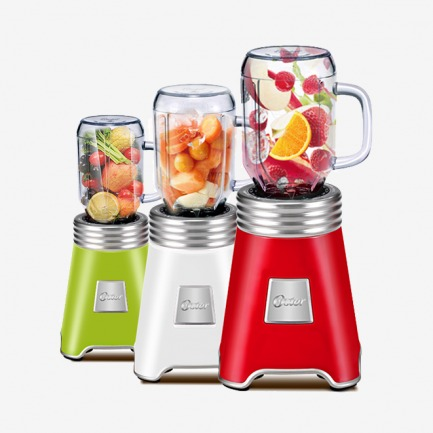 随鲜果汁机 三色可选 | 一杯多用 便携搅拌