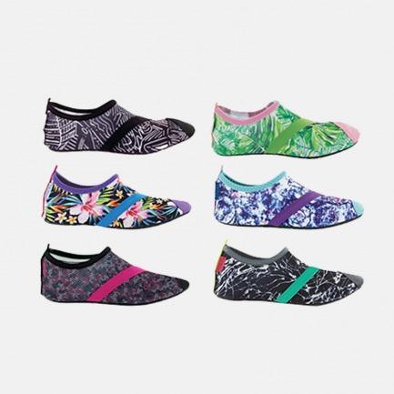美国超轻赤足女鞋 印花款 | 会呼吸的鞋 轻便超舒适