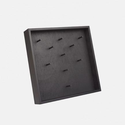 多功能饰品收纳盒 | 极简设计 收纳生活小物