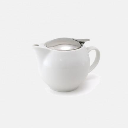 和风炫彩圆茶壶   日本本土工艺制作