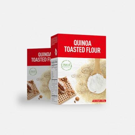藜麦面粉 | 纯天然藜麦 来自秘鲁国度的馈赠