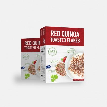 红藜麦片 | 纯天然红藜 来自秘鲁国度的馈赠