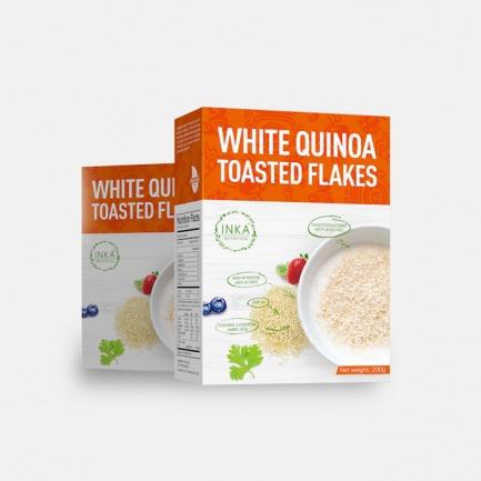 白藜麦片 | 纯天然白藜 来自秘鲁国度的馈赠