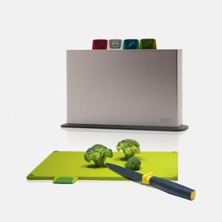 革新带刀菜板 | 迎合亚洲烹饪习惯设计