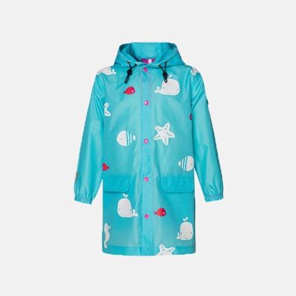 神奇变色多功能儿童防晒雨衣 | 遇水变色 增添童趣色彩【四款可选】