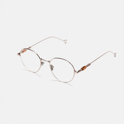 江疏影联名款复古金属框GEK-Y光学镜架【疏香金】