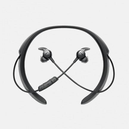 QC30 耳塞式蓝牙机 | 智能消噪 轻巧颈挂式设计