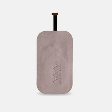 无线充电器接收片 | 超纤维贴面 耐热抗燃 便捷充电