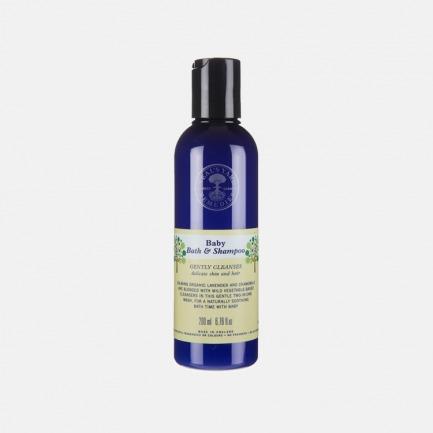宝宝洗发沐浴露 | 温和清洁 呵护柔嫩肌肤【200ml】
