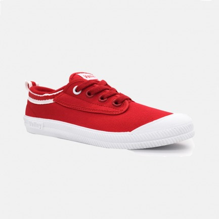 中国红限量款帆布鞋 | 众多明星网红同款