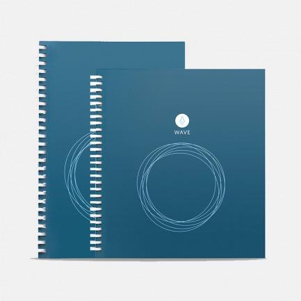 Wave智能创意云笔记本 | 可上传云端、加热循环使用