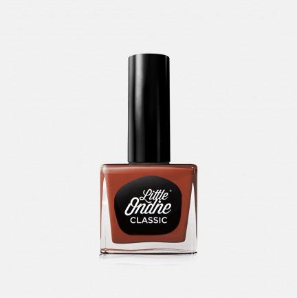 水性指甲油-土橘色 | 天然环保不刺鼻 不伤指甲
