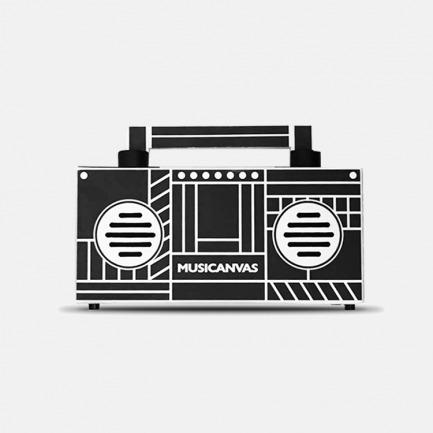蓝牙音箱-mini孟菲斯 | 纸质音箱 插卡FM 模式