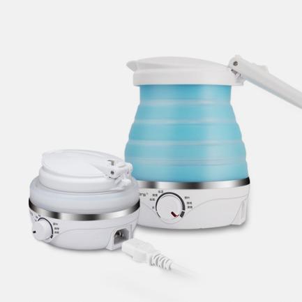 调温款折叠电热水壶 | 轻巧便携 快速煮水【两色可选】