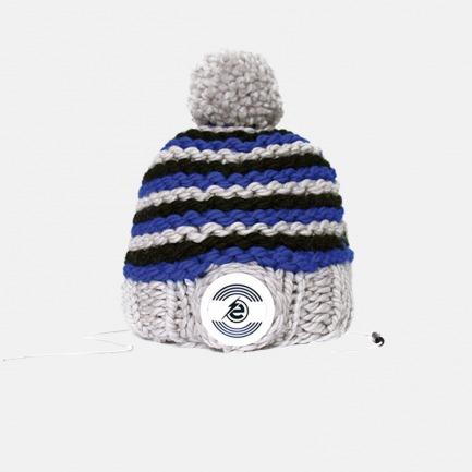 音乐帽 配AKG耳机-手工针织系列 | 冬天也可以很暖很音乐【多色可选】