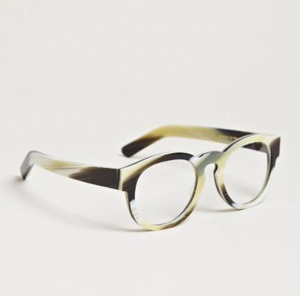 Larke Unisex Gill Horn Glasses | LN-CC