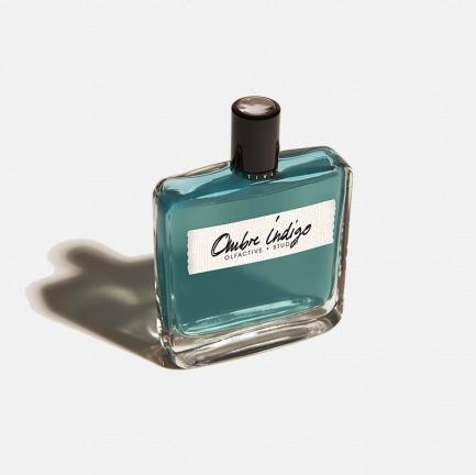 神秘撩人的香气-蓝影 | 调香师与摄影师联袂创作