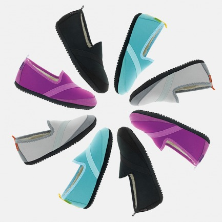 Fitkicks暖暖鞋-女鞋 | 抗菌防臭 加厚长绒毛
