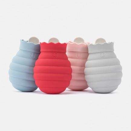 蜜罐热水袋 | 微波炉加热三分钟 保暖三小时【尺寸颜色可选】