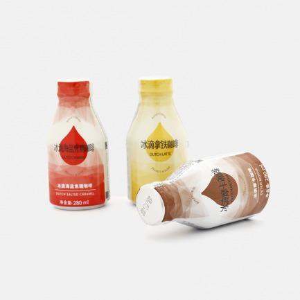 冰滴摩卡/拿铁/海盐焦糖咖啡套装 | 外出、聚会、休闲时刻相伴
