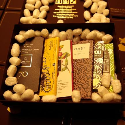 GO全球巧克力礼盒 | 6款巧克力涵盖全球风味