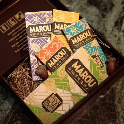 EB亚洲限定巧克力礼盒