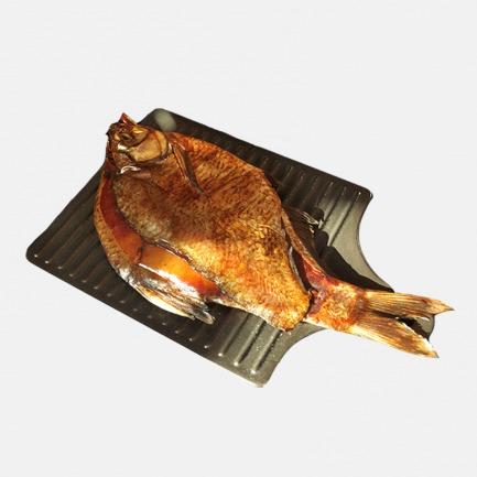 酱扁鱼 | 千岛湖优质野生鱼  自然美味