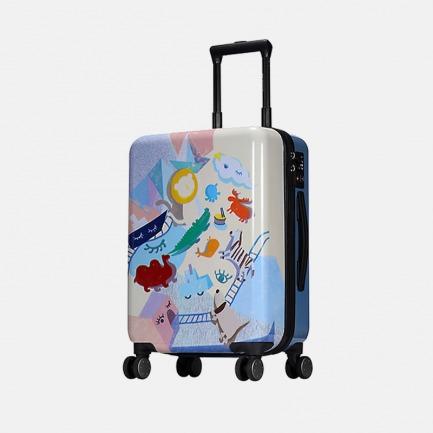 限定款 诺逻辑灯塔旅行箱 | 艺术限定系列 时尚轻巧