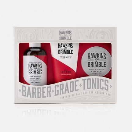 男士身体护理礼盒 | 英国纯天然男士美容品牌