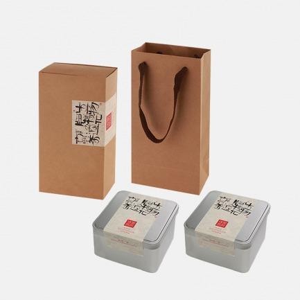 红茶简约礼盒 | 百年古茶园送礼自饮两相宜