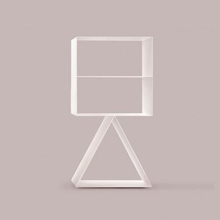 字谜系列-室·置物架 | 日本设计师佐藤大设计【多色可选】