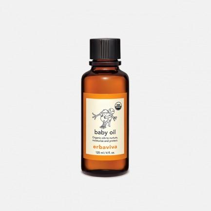 有机宝宝润肤油 125ml | 纯天然精油精油配方