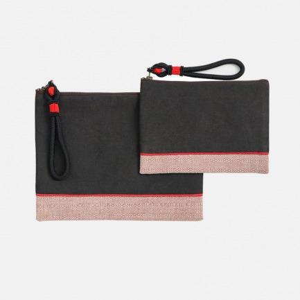 香云手织布收纳包 | 2种地域文化的交融创意