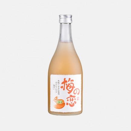 【小狐狸果酿】梅酒 | 新鲜奈良梅作原料 上品清酒酿造
