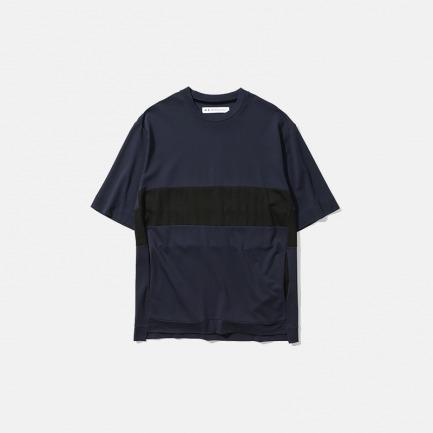 侧缝插袋半袖T恤 | 新款Maze系列新卫设计