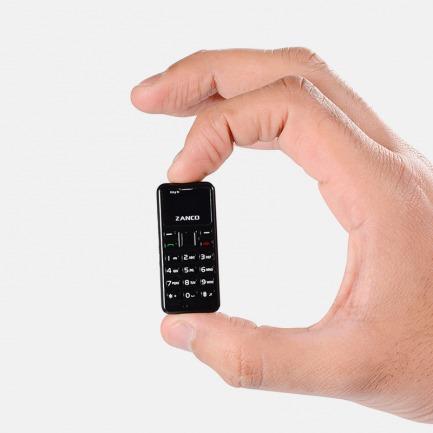 世界上最小的手机  | 跑步健身时超轻超便携 应急备用