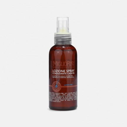 风靡欧洲的防脱发精华喷雾 | 拯救你的发际线 舒缓头皮 育发生发
