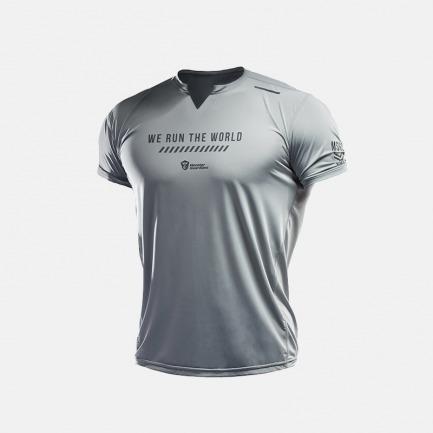 男款速干运动短袖 | 轻量透气 夏日运动必备