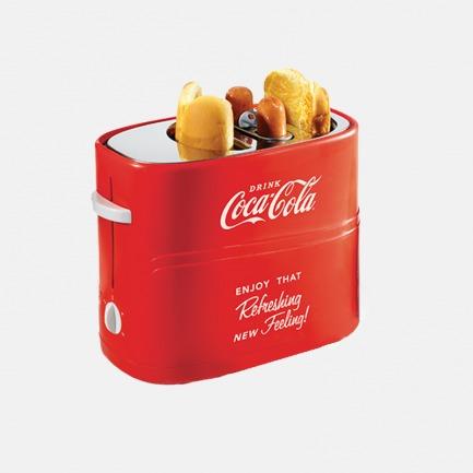 可口可乐复古美式面包机 | 多功能烘烤 早餐轻松搞定